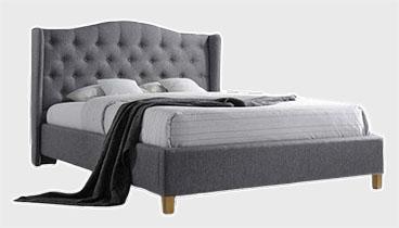 ліжка двоспальні з матрацом фото