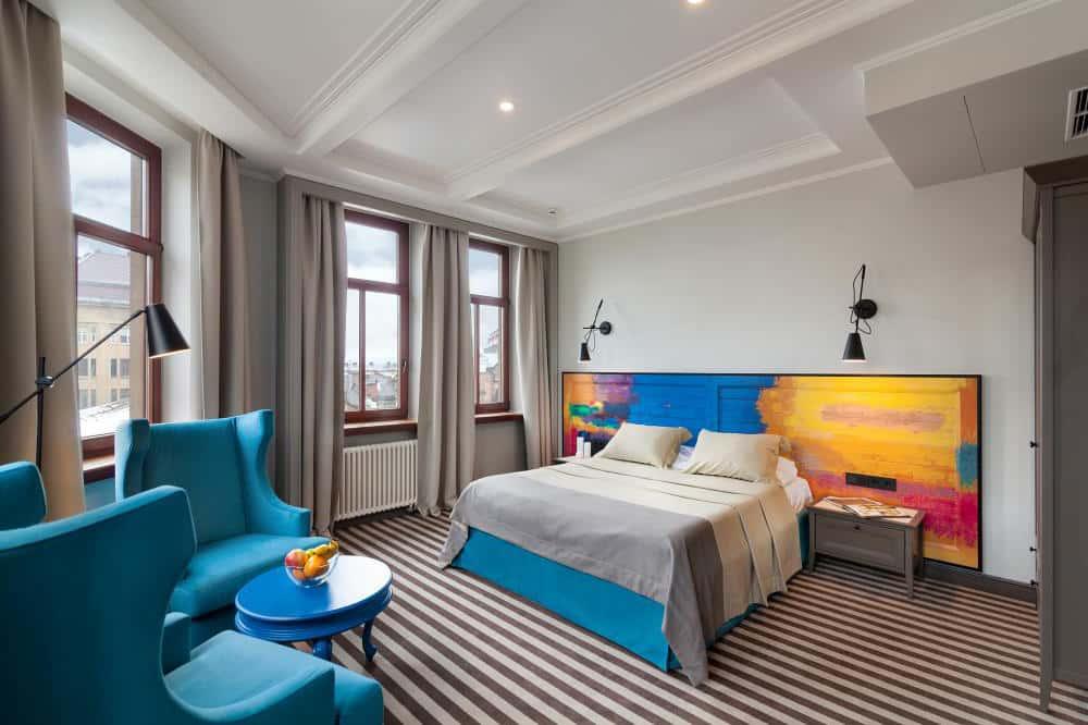 фото меблі для готелю Панорама 19